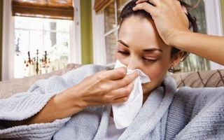 Причины белых выделений из носа и как их лечить