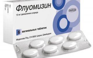 Причины появления выделений у женщин после флуомизина