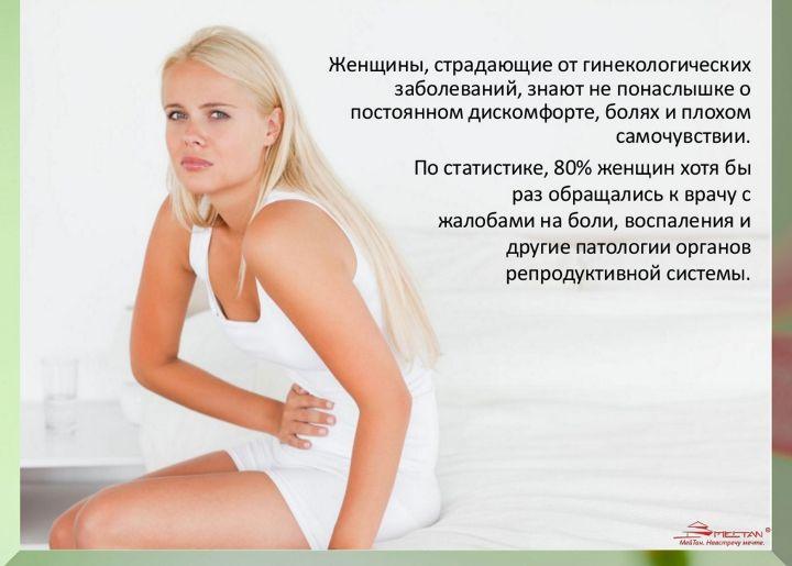 Тянет низ живота и коричневые выделения (кровянистые)