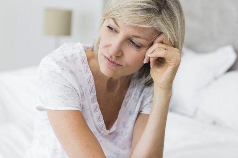 Коричневые выделения во время климакса у женщин